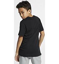 Nike Sportswear - T-Shirt - Junge, Black