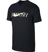 Nike Sportswear - T-Shirt - Herren, Black