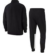 Nike Sportswear - tuta sportiva - uomo, Black/White