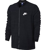 Nike Sportswear Advance 15 - Trainingsjacke - Herren, Black