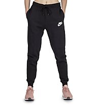 Nike Sportswear Advance 15 - pantaloni fitness - donna, Black