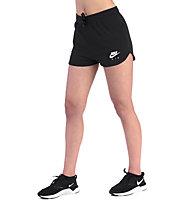 Nike Sportswear Air Short - Trainingshose kurz - Damen, Black