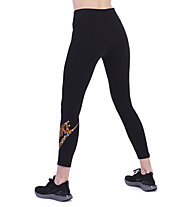 Nike Sportswear Animal Print Women's Leggings - Trainingshose lang - Damen, Black
