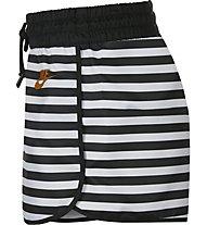 Nike Sportswear Animal Print Women's Woven Shorts - Trainingshose kurz - Damen, White