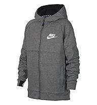 Nike Sportswear AV15 Hoodie - Kapuzenjacke - Herren, Dark Grey