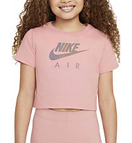 Nike Sportswear Big Kids' - T-Shirt - Mädchen, Pink