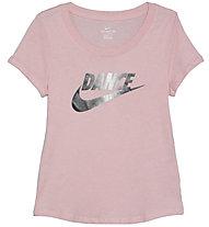 Nike Sportswear Big - T-shirt - bambina, Pink