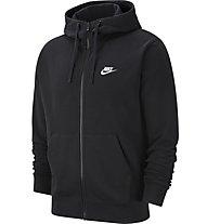 Nike Sportswear Club - felpa sportiva - uomo, Black