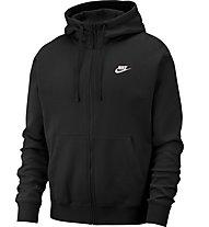 Nike Sportswear Club Fleece - Kapuzenpullover - Herren, Black