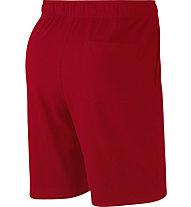 Nike Sportswear Club Jersey - pantaloni corti fitness - uomo, Red
