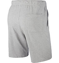 Nike Sportswear Club Jersey - pantaloni corti fitness - uomo, Grey