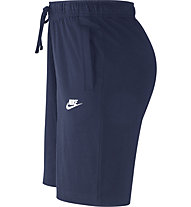 Nike Sportswear Club Jersey - pantaloni corti fitness - uomo, Blue