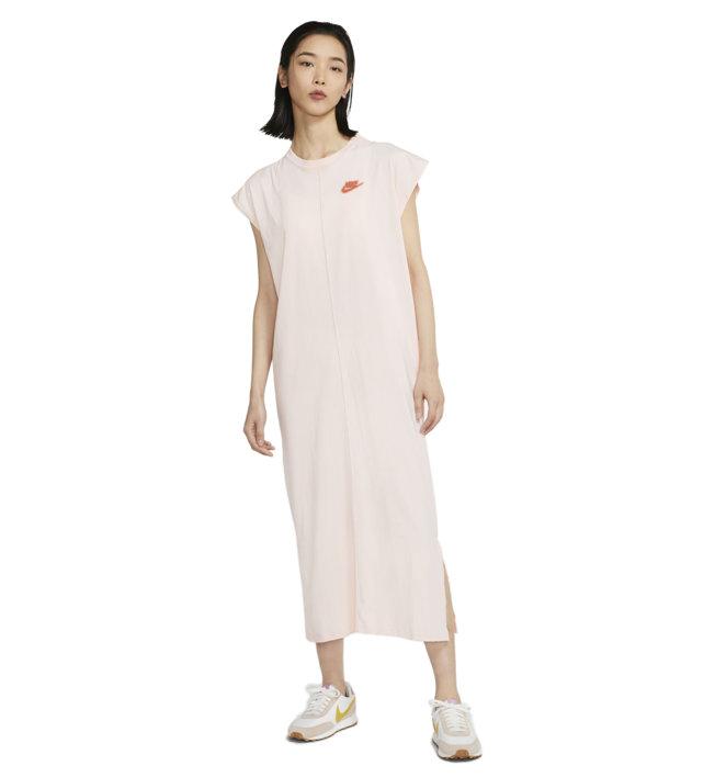 Nike Sportswear Dress - Kleid - Damen, Orange
