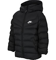 Nike Sportswear Filled - Winterjacke - Kinder, Black/White