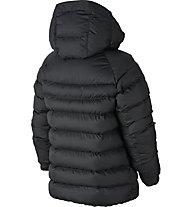 Nike Sportswear Filled - giacca con cappuccio - bambino, Black/Black/Pink