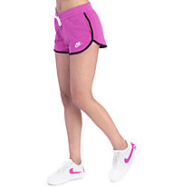 Nike Sportswear Heritage Women's Fleece Shorts - Trainingshose kurz - Damen, Pink