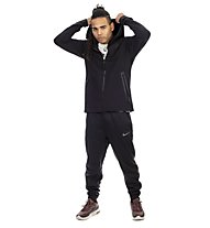 Nike Sportswear Hoodie FZ - Kapuzenjacke Running - Herren, Black