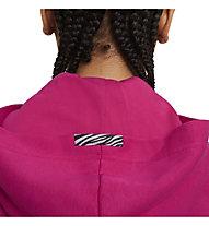 Nike  Sportswear Icon Clash Hoodie - Kapuzenpullover - Damen, Dark Pink/Black