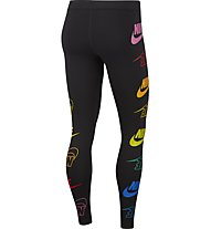 Nike Sportswear Leg-A-See - pantaloni fitness - donna, Black
