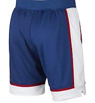 Nike Sportswear Men's Mesh Shorts - Trainingshose kurz - Herren, Blue/White