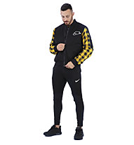Nike Sportswear Synthetic-Fill Bomber - Jacke - Herren, Black/Yellow