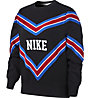 Nike Sportswear NSW Women's Fleece Crew - Sweatshirt - Damen, Black