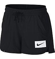 Nike Sportswear Short - kurze Fitnesshose - Damen, Black