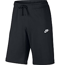 Nike Sportswear Short Fitness Training Männer, Black/White