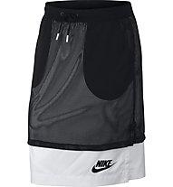 Nike Sportswear Skirt - Fitnessrock - Damen, Black