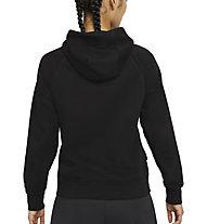 Nike Sportswear Swoosh French Terry Hoodie - Kapuzenpullover - Damen, Black