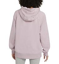 Nike Sportswear Swoosh French Terry Hoodie - felpa con cappuccio - donna, Pink