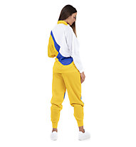 Nike Sportswear Swoosh Fleece - pantaloni fitness - donna, Yellow