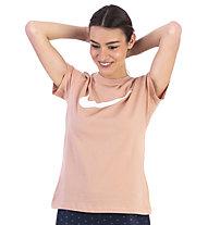 Nike Sportswear Swoosh Women's - T-Shirt - Damen, Rose