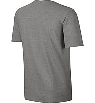 Nike Sportswear T-Shirt - Herren, Grey Heather/Cool Grey