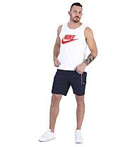 Nike Sportswear Tank - T-Shirt ärmellos - Herren, White