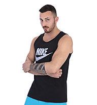 Nike Sportswear Tank - T-Shirt ärmellos - Herren, Black