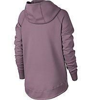 Nike Sportswear Tech Fleece - giacca con cappuccio - donna, Violet