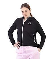 Nike Sportswear Tech Fleece - giacca con cappuccio - donna, Black