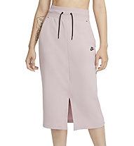 Nike Sportswear Tech Fleece - Rock - Damen, Rose