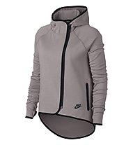 Nike Sportswear Tech - Kapuzenjacke Fitness - Damen, Particle Rose/Black