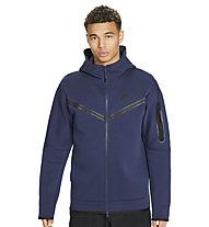 Nike NSW Tech Fleece M's Full-Zip - Trainingsjacke - Herren, Blue