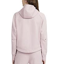 Nike Sportswear Tech Fleece Windrunner Hoodie - Kapuzenjacke - Damen, Pink