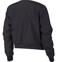 Nike Sportswear Tech Pack Full-Zip - Trainingsjacke - Damen, Black