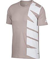 Nike Sportswear Tee - T-shirt fitness - uomo, Rose/White