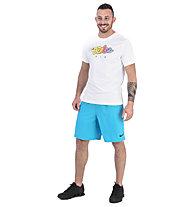 Nike Sportswear Tee Core 1 - T-shirt - Herren, White/Multicolor