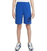 Nike Sportswear W - Trainingshose kurz - Kinder, Blue