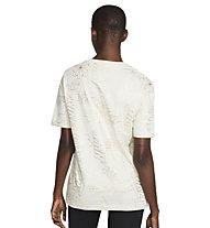 Nike NSW W's - T-Shirt - Damen, White/Golden