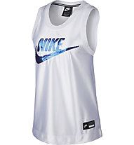 Nike Sportswear Women's Tank - Top - Damen, White
