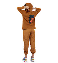 Nike Sportswear Woven Cargo - pantaloni fitness - donna, Orange