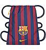 Nike Stadium FC Barcelona Gym Sack - Fußballtasche, Dark Red/Blue